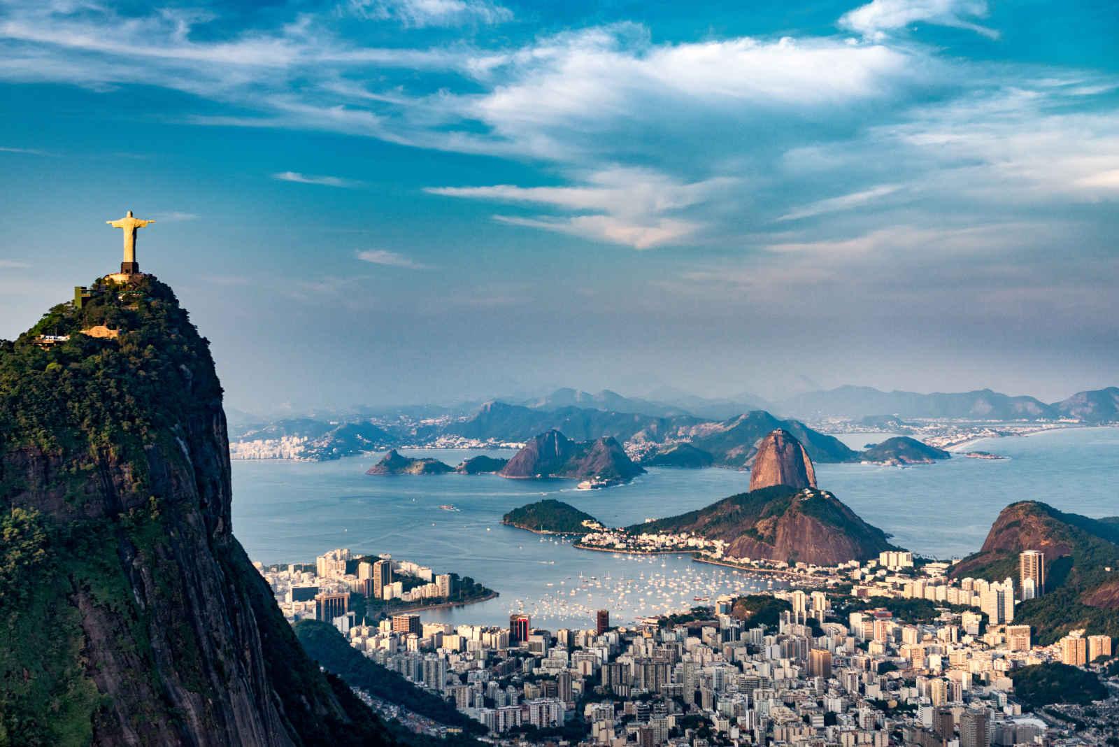 Brésil express - voyage  - sejour