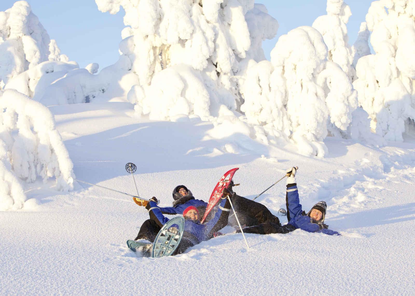 Santa's Hotel Aurora 4 jours / 3 nuits, Rovaniemi
