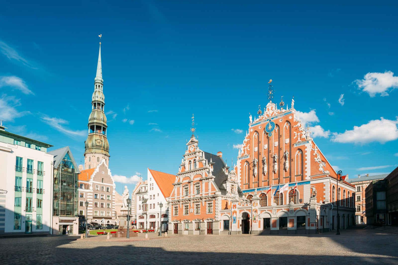 Arts et histoires baltes - voyage  - sejour