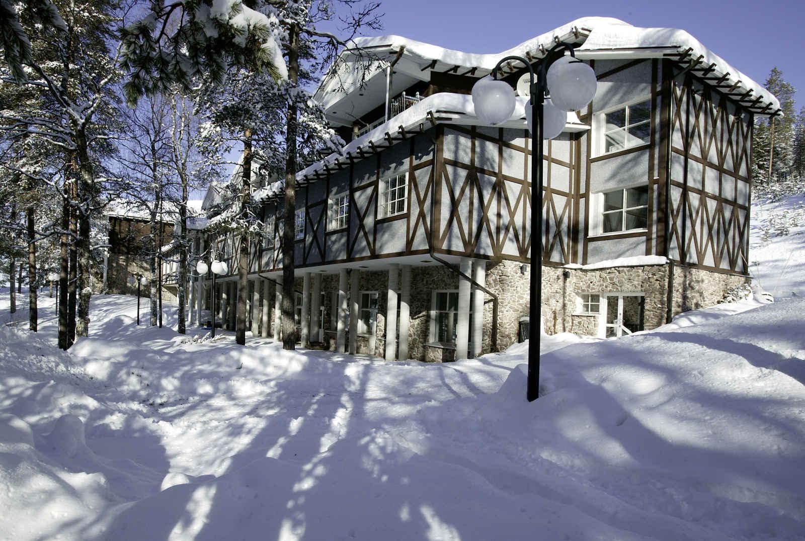 Finlande - Laponie - Rovaniemi - Hôtel Club Scanditours Pohtimo 3*
