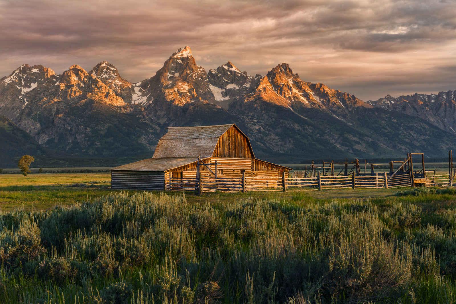 Séjour Ouest américain - Les Rocheuses Grandeur Nature