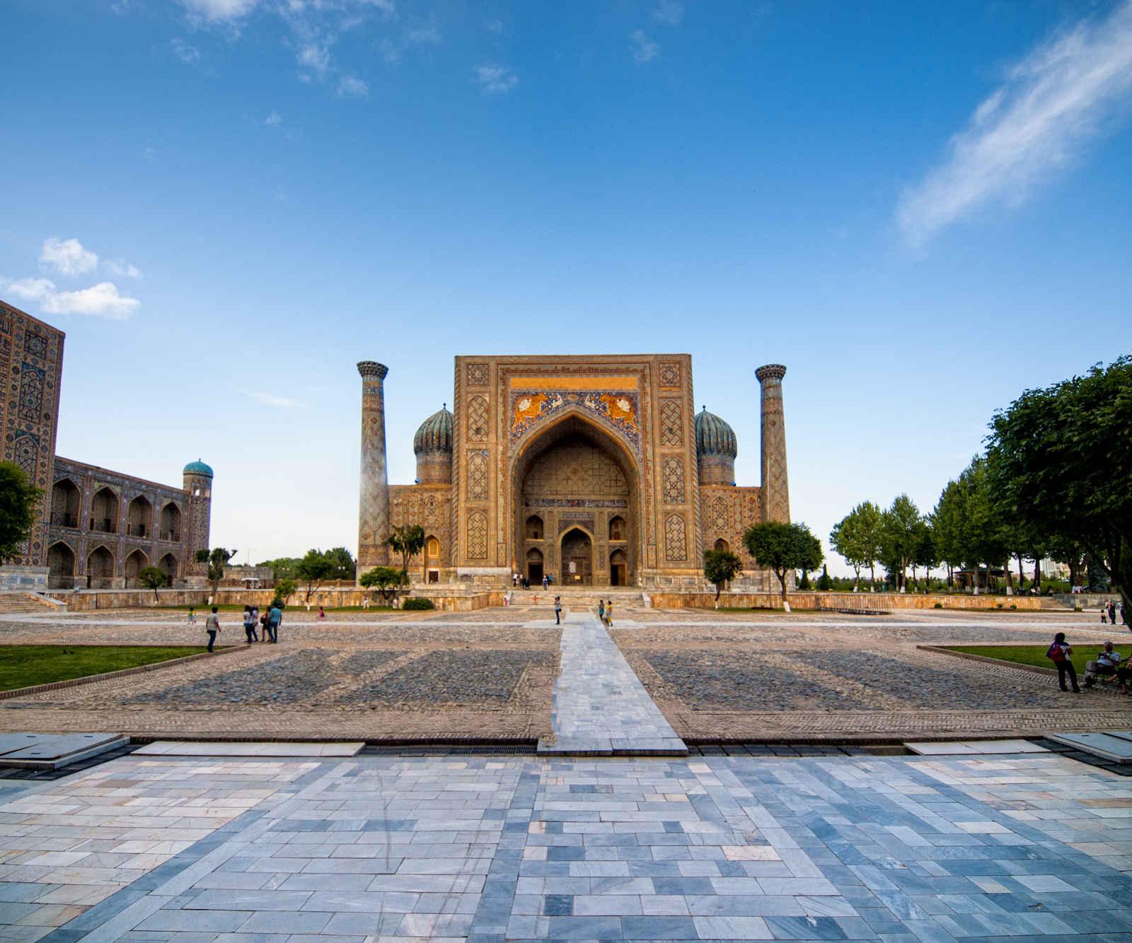 Mythiques cités ouzbeks - voyage  - sejour
