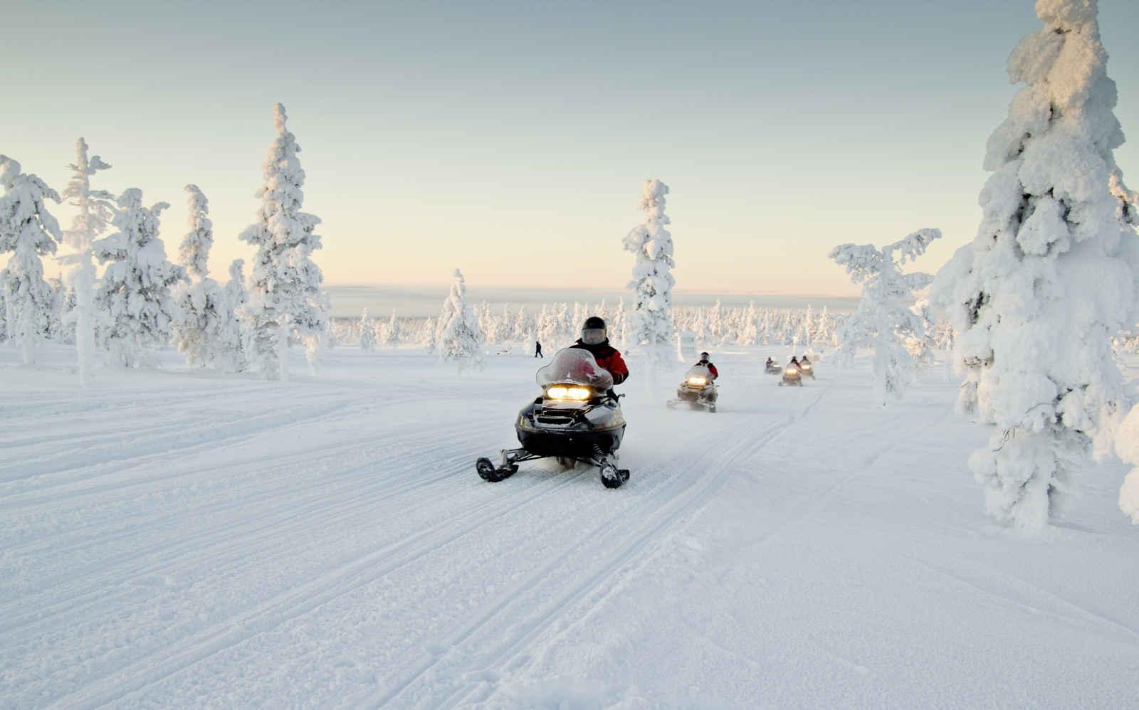 Finlande - Laponie - Rovaniemi - Hôtel Santa Claus