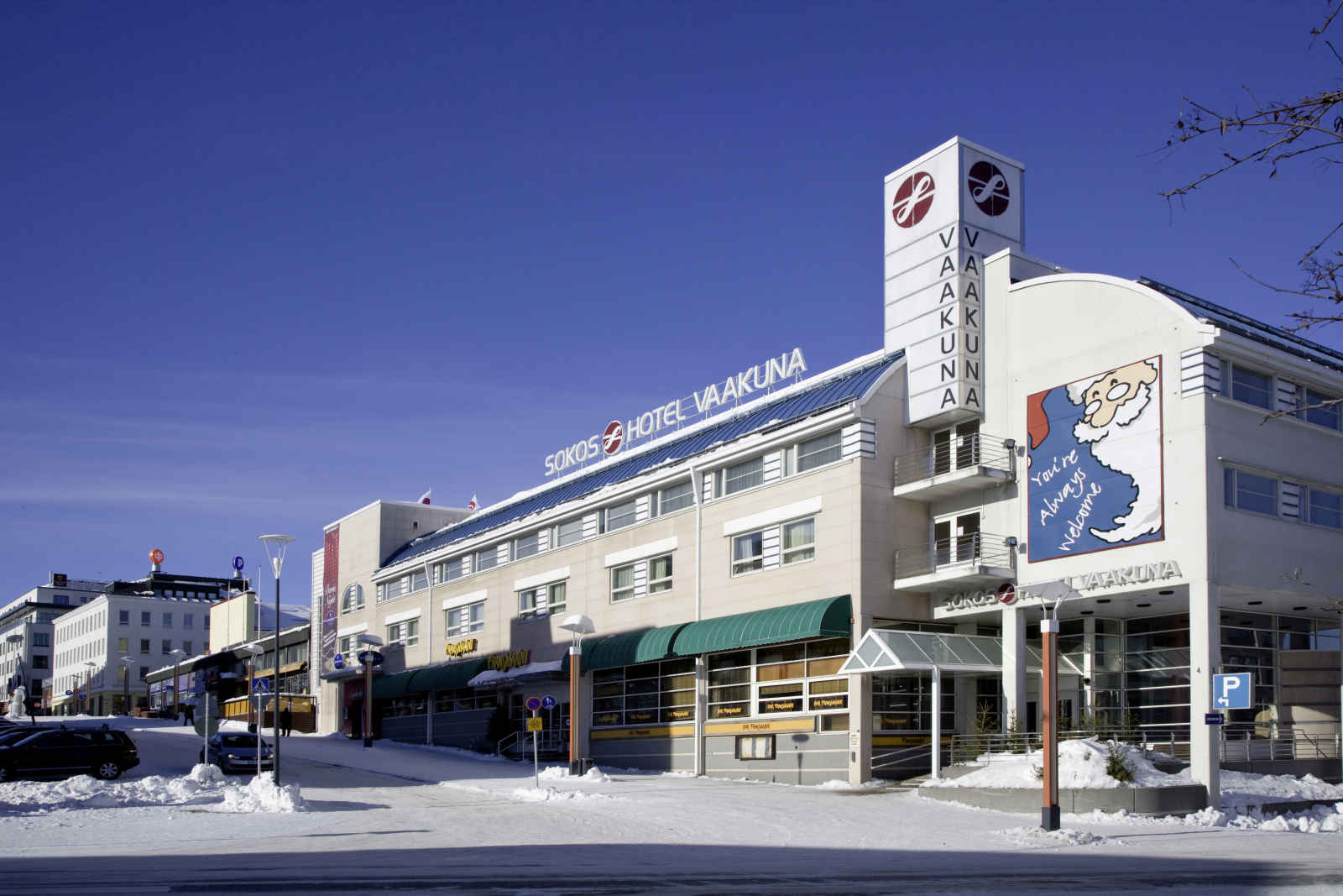 Finlande - Laponie - Rovaniemi - Hôtel Original Sokos Vaakuna