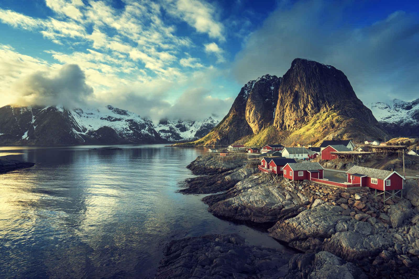 Norvège - Circuit Féeries de Norvège du Nord