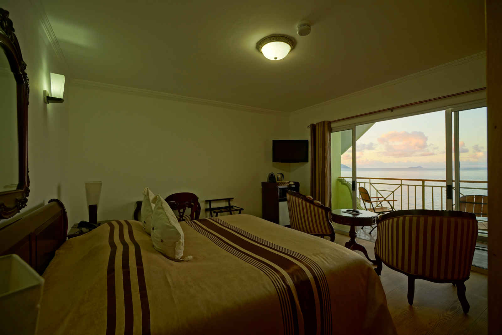 Seychelles - Hôtel Treasure Cove 3*