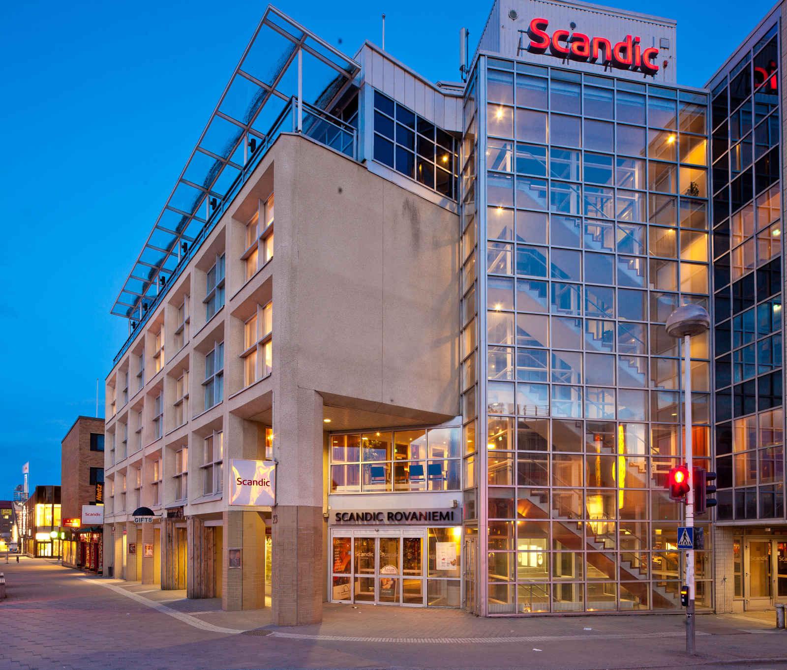 Finlande - Laponie - Rovaniemi - Scandic Hôtel Rovaniemi